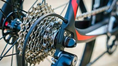 Menjaga Sepeda Kesayangan